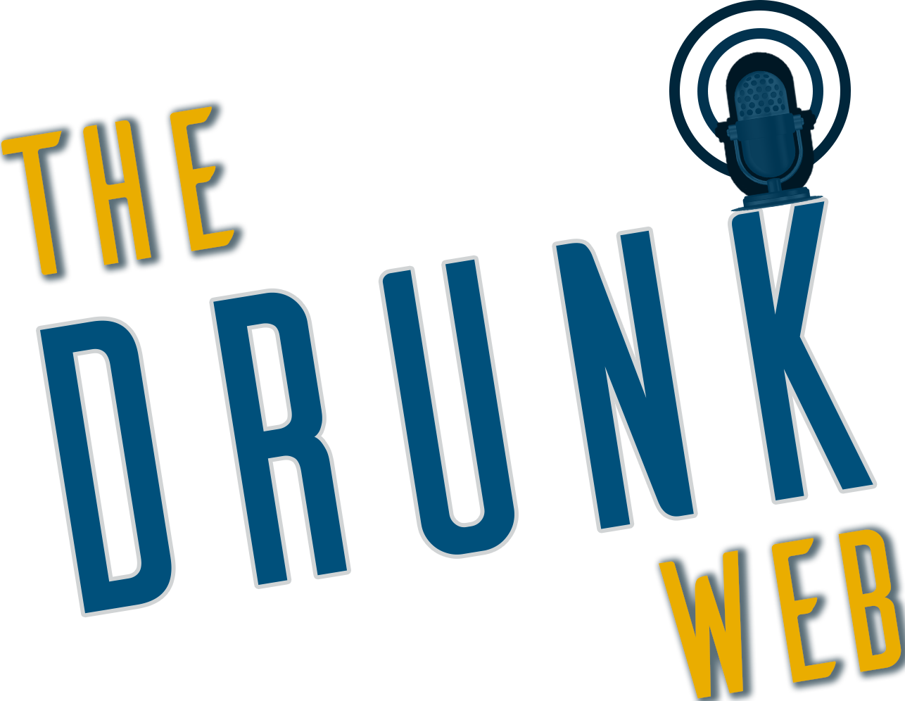 The Drunk Web Logo